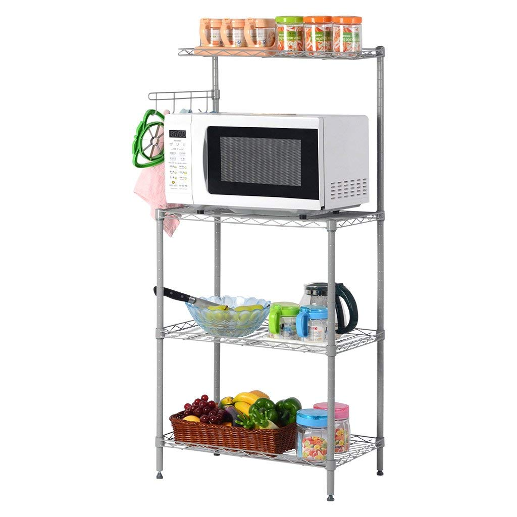Top 10 Best Microwave Carts In 2020