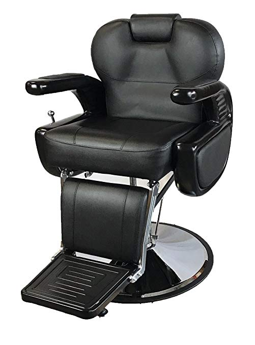 OMWAH Multi-purpose Hydraulic Recliner Modern Makeup Chair Beauty Spa Shampoo Equipment