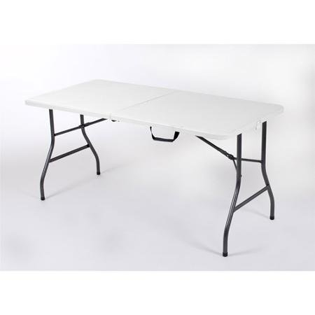 BLOSSOMZ Mainstay 5-Feet Centerfold Table