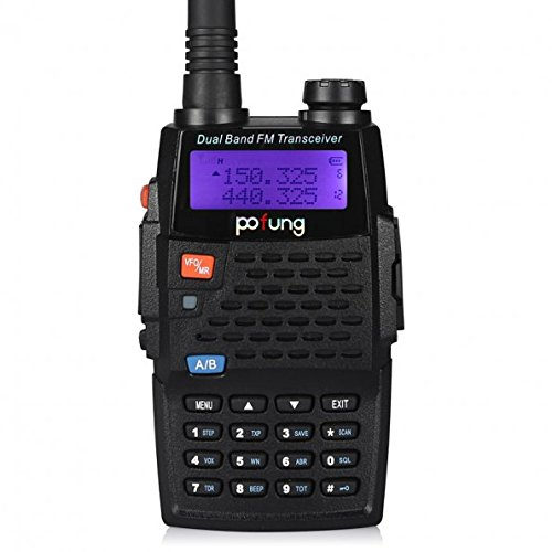 Pofung BF-F9+TP Tri-Power Transceiver