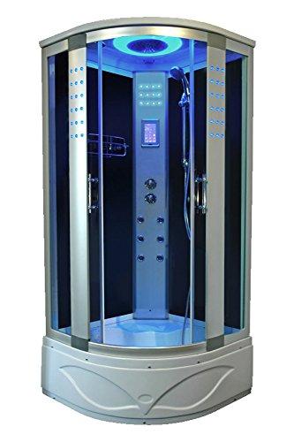 Bath Masters 8004-A Home Bathtub Spa Sauna: