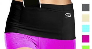 Stashbandz unisex travel and run belt