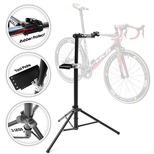 CyclingDeal VENZO Aluminum Alloy Bike Repair Stand