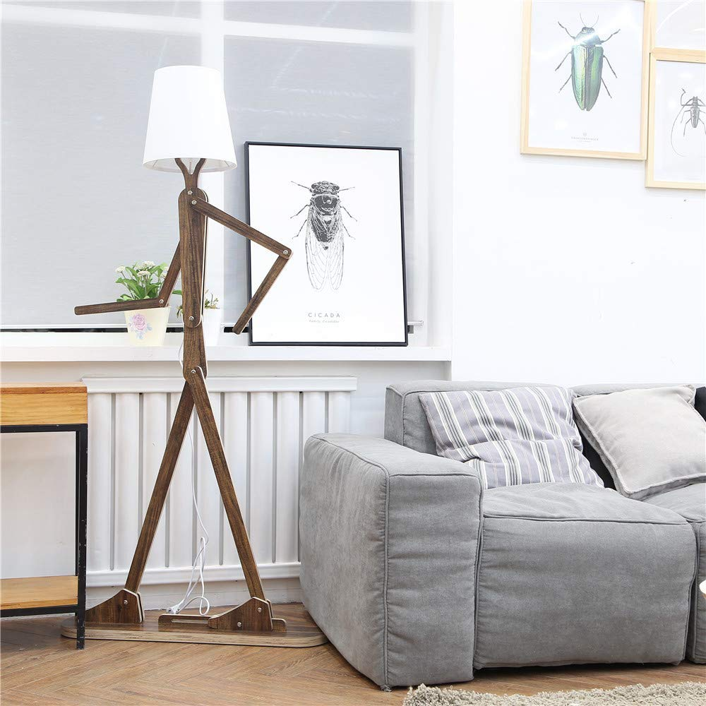 HROOME Cool Tall Floor Stand Light