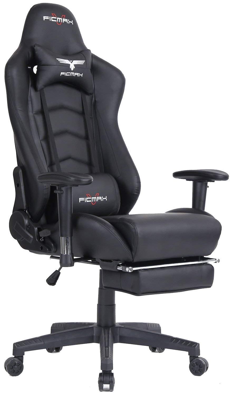 FICMAX Ergonomic High-back Large Size Computer Chair