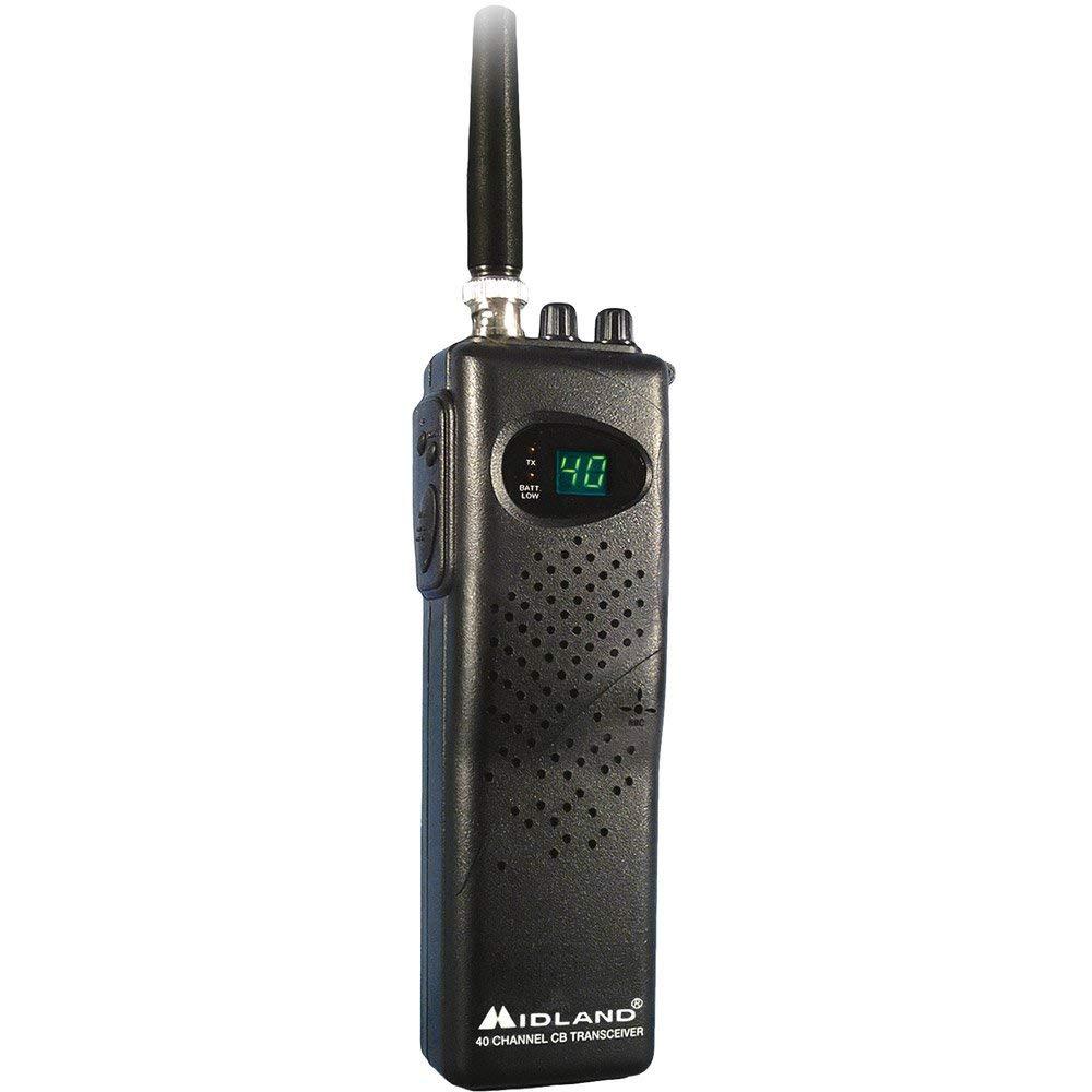 Midland 40-Channel CB Handheld Radio, 75-785