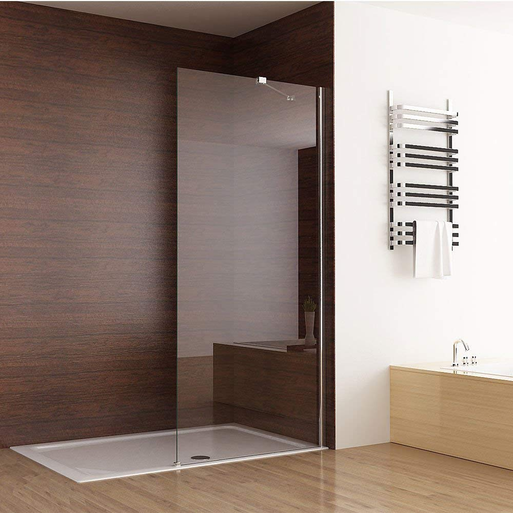 Seesuu Frameless Walk In Shower Enclosure
