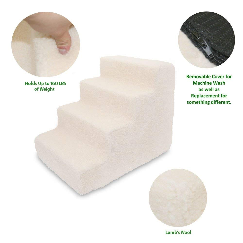 Best Pet Supplies Foam Pet Stairs