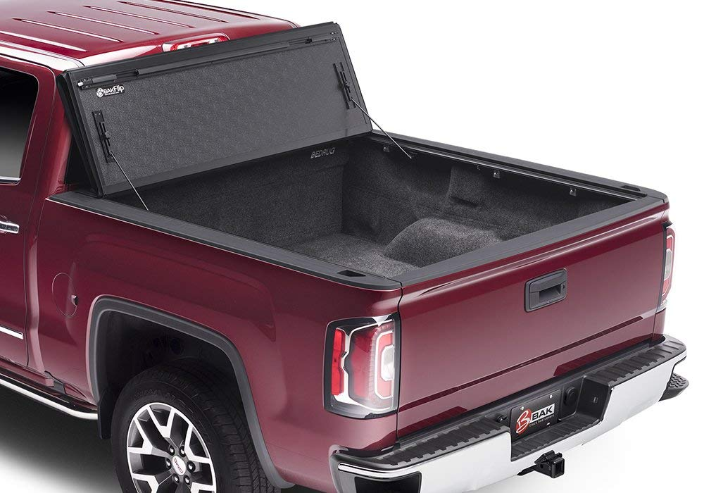 Bak Industries FiberMax BakFlip Folding Hard Truck Bed Cover
