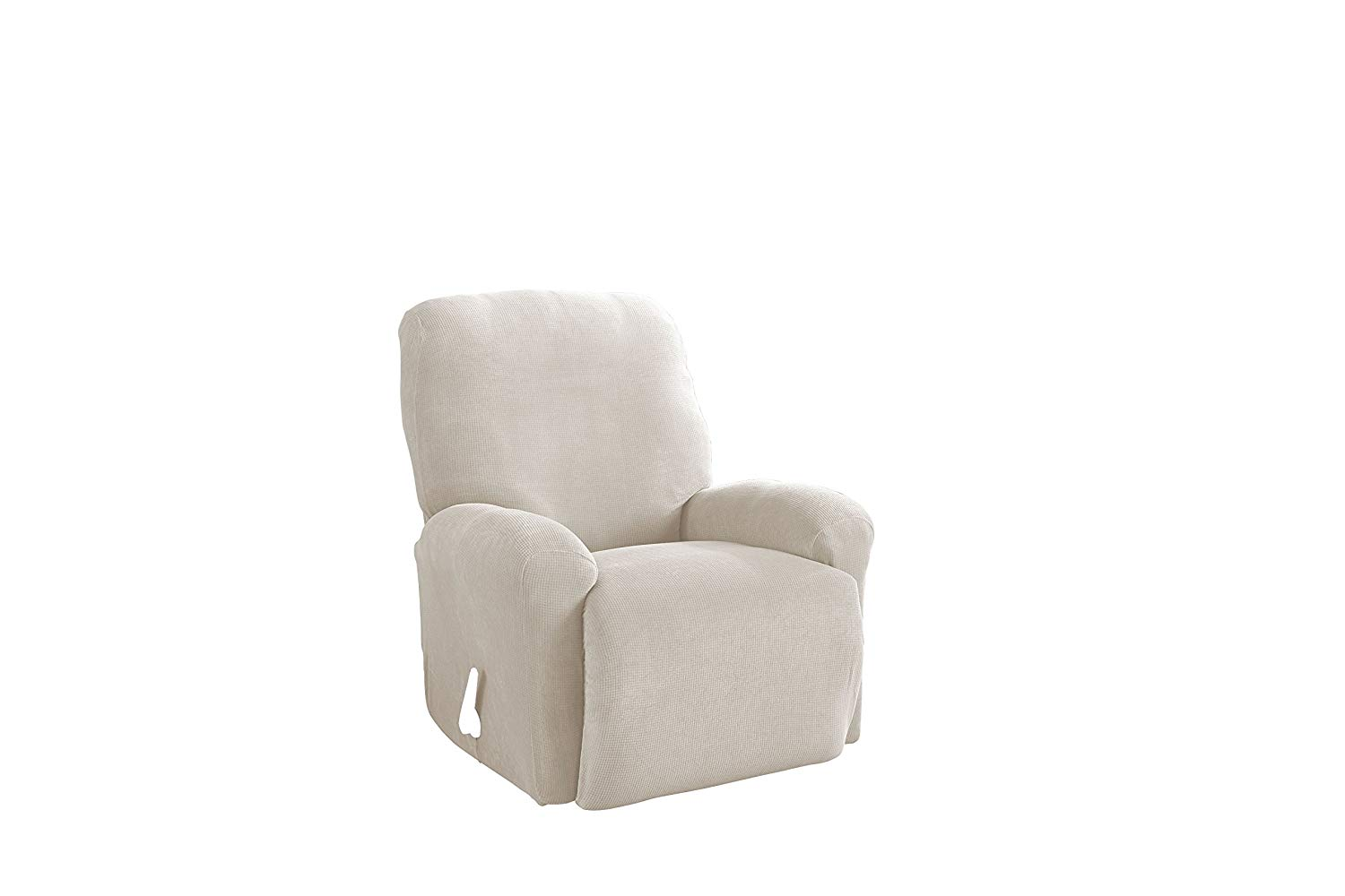 CHUN YI 1-Piece Stretch Spandex Chair Slip Covers