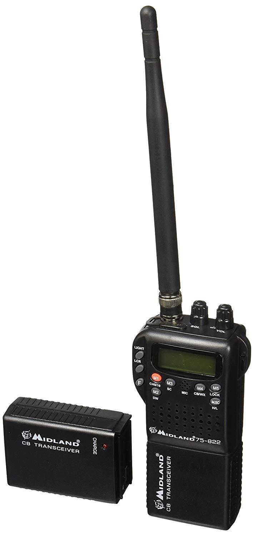 40-Channel CB Radio by Midland, 75-822