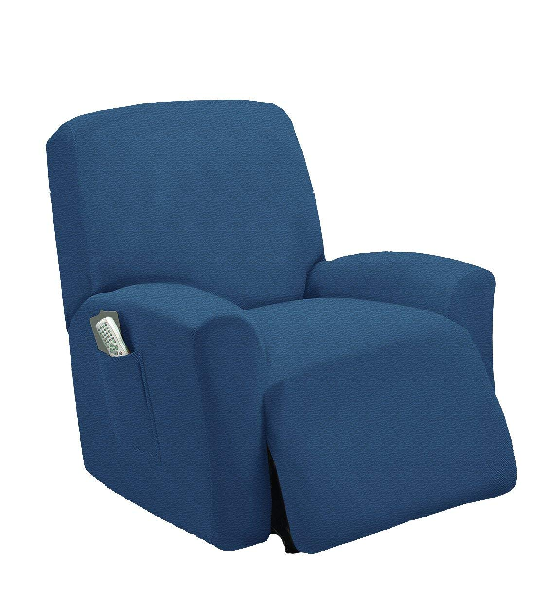 One Piece Recliner Chair Strech Furniture Slipcovers