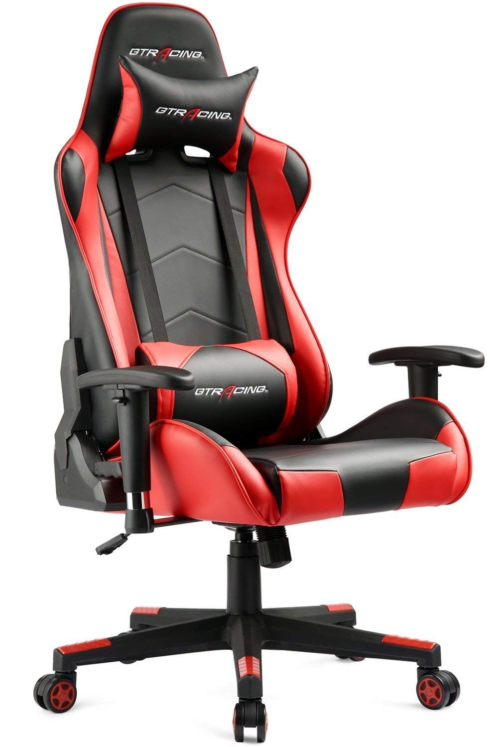 GTRACING Gaming Office Computer Chair with Ergonomic Backrest