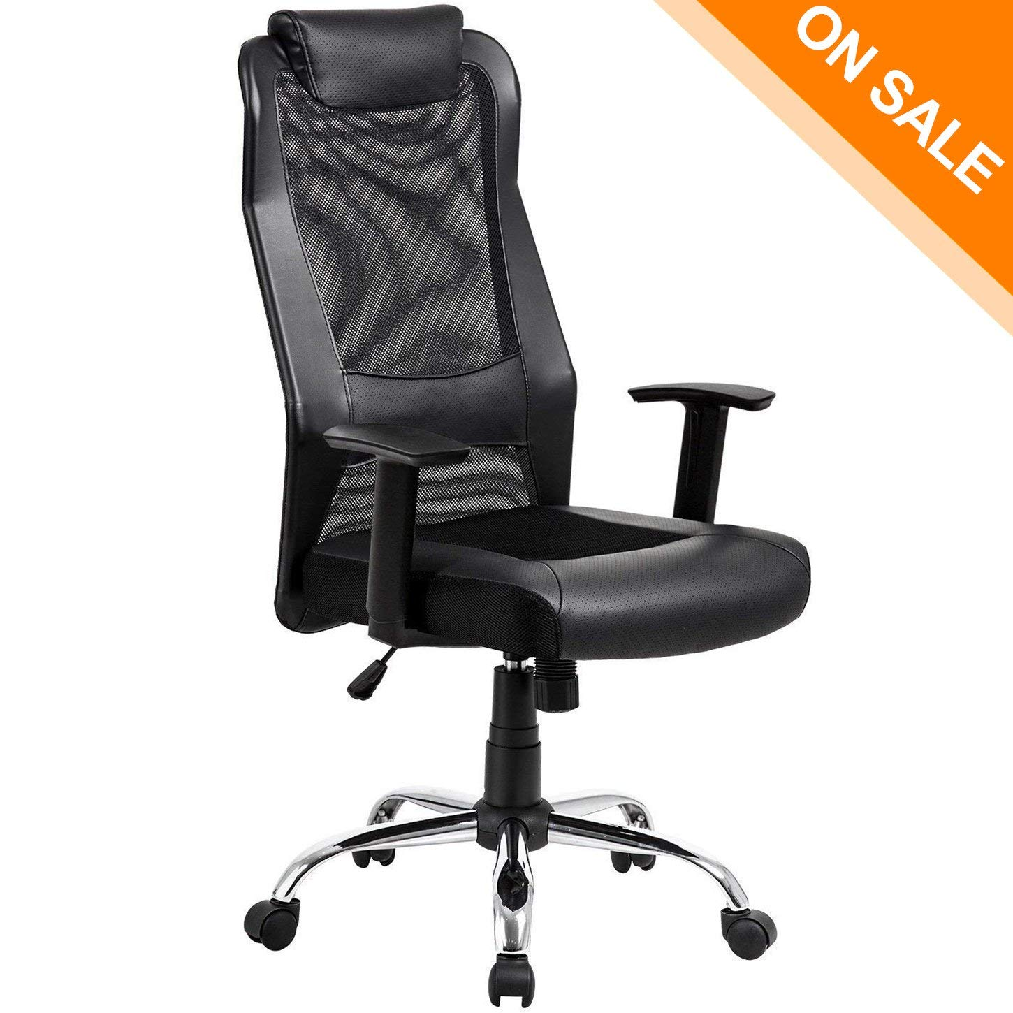 KADIRYA High Back Mesh Office and Computer Desk Chair