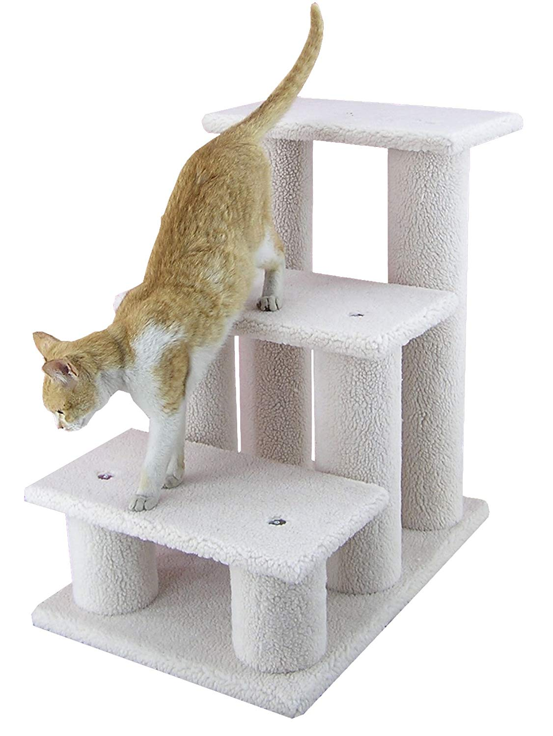 Armarkat Pet Steps Stairs