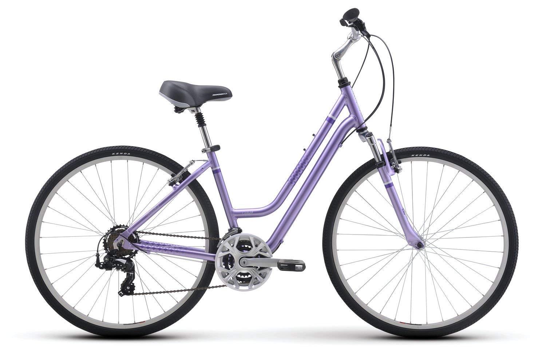 Diamondback Bicycles 2016 Vital 2 Hybrid Bike
