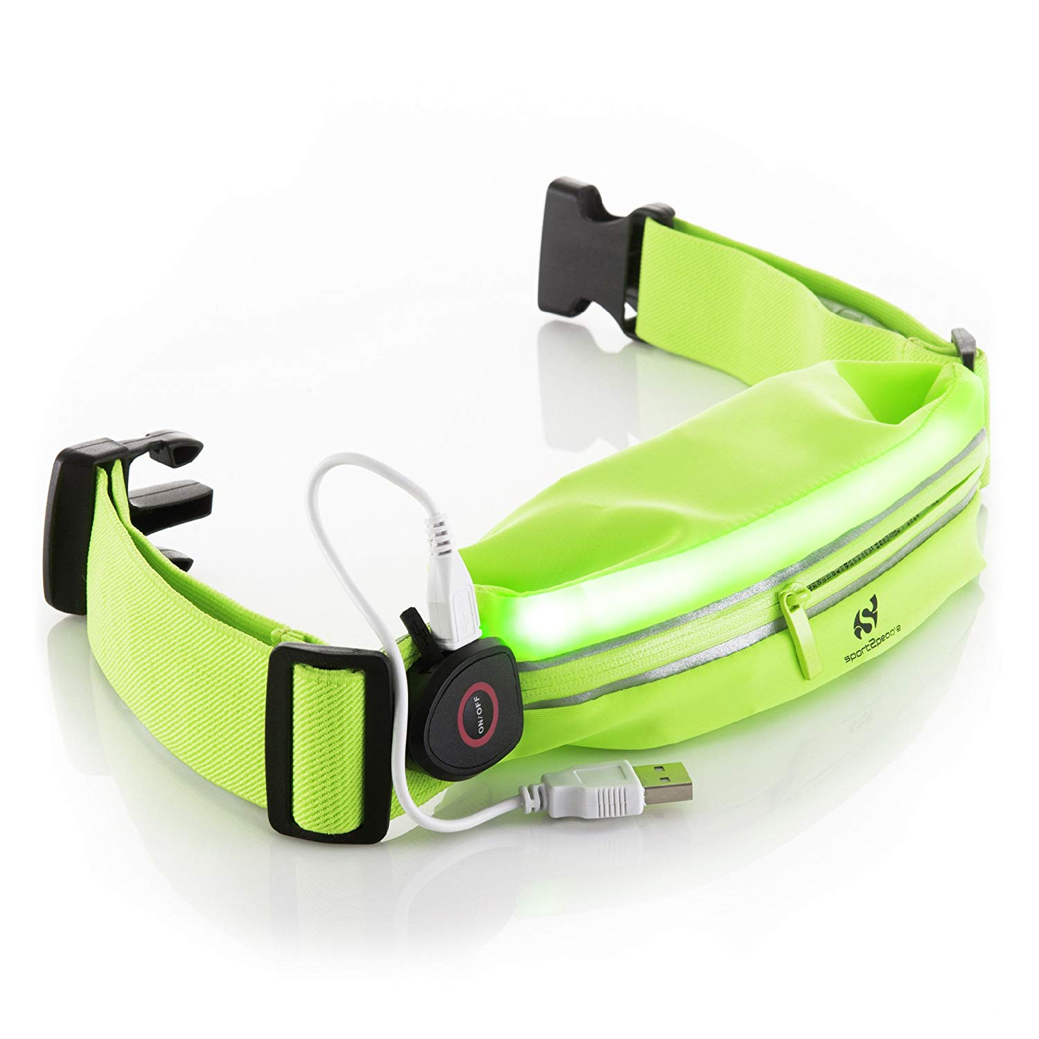Sport2People Running Belt (Patented by the US) for hands-free training