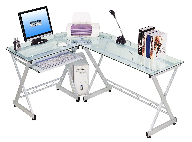Techni Mobili Corner Desk