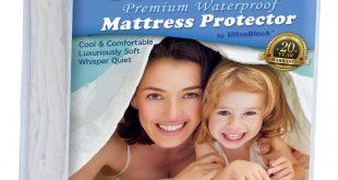 Ultra Plush Premium Waterproof Mattress Protector