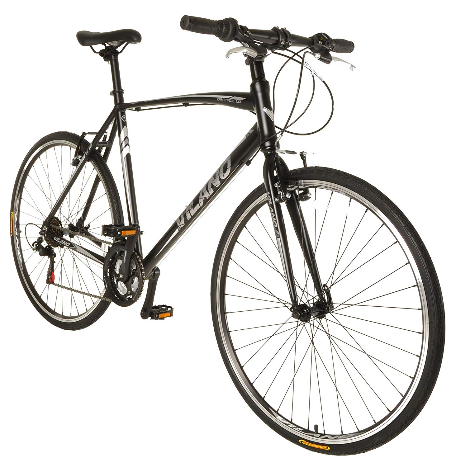 Vilano Diverse 1.0 Performance Hybrid Bike