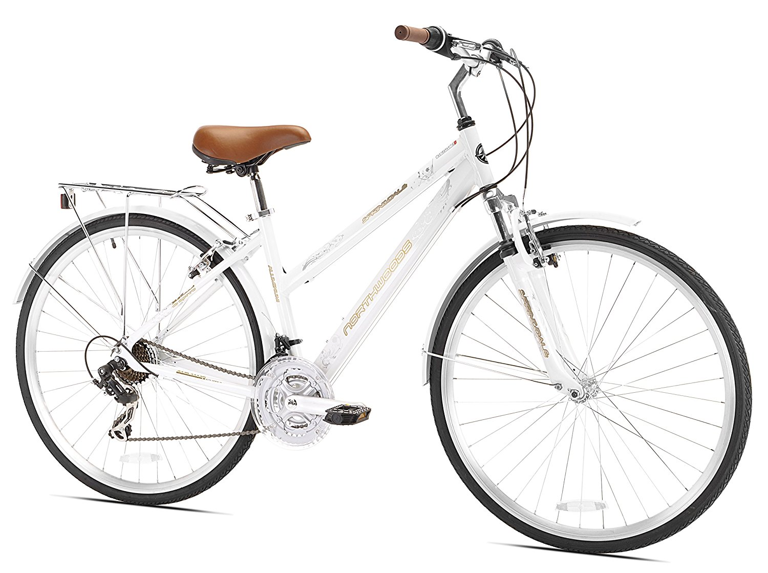North Woods Springdale Women's Hybrid Bike