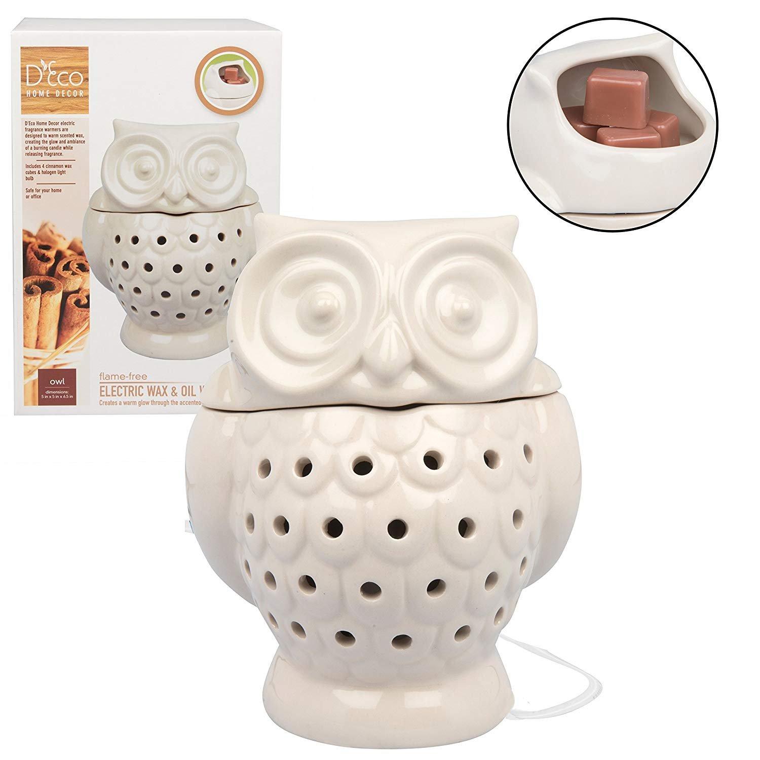 10. Deco Electric Wax Warmer: