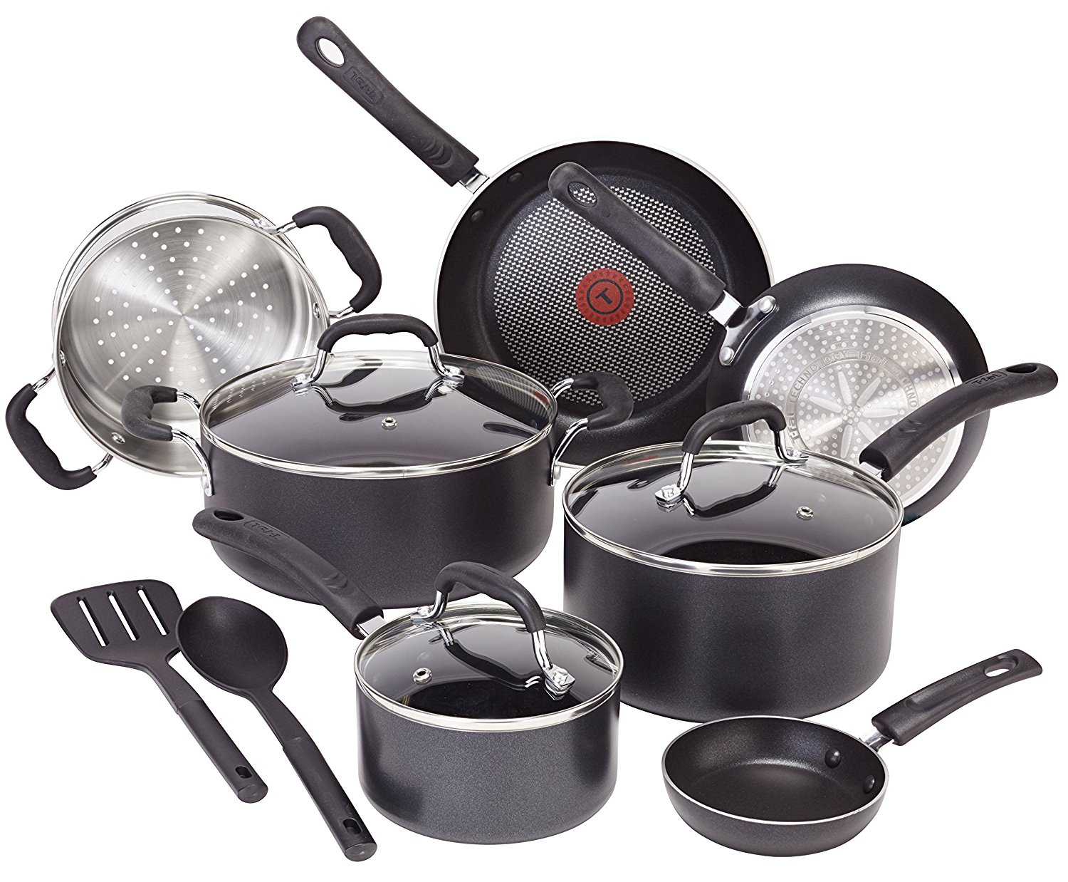T-fal Professional Total Non-Stick Induction Cookware