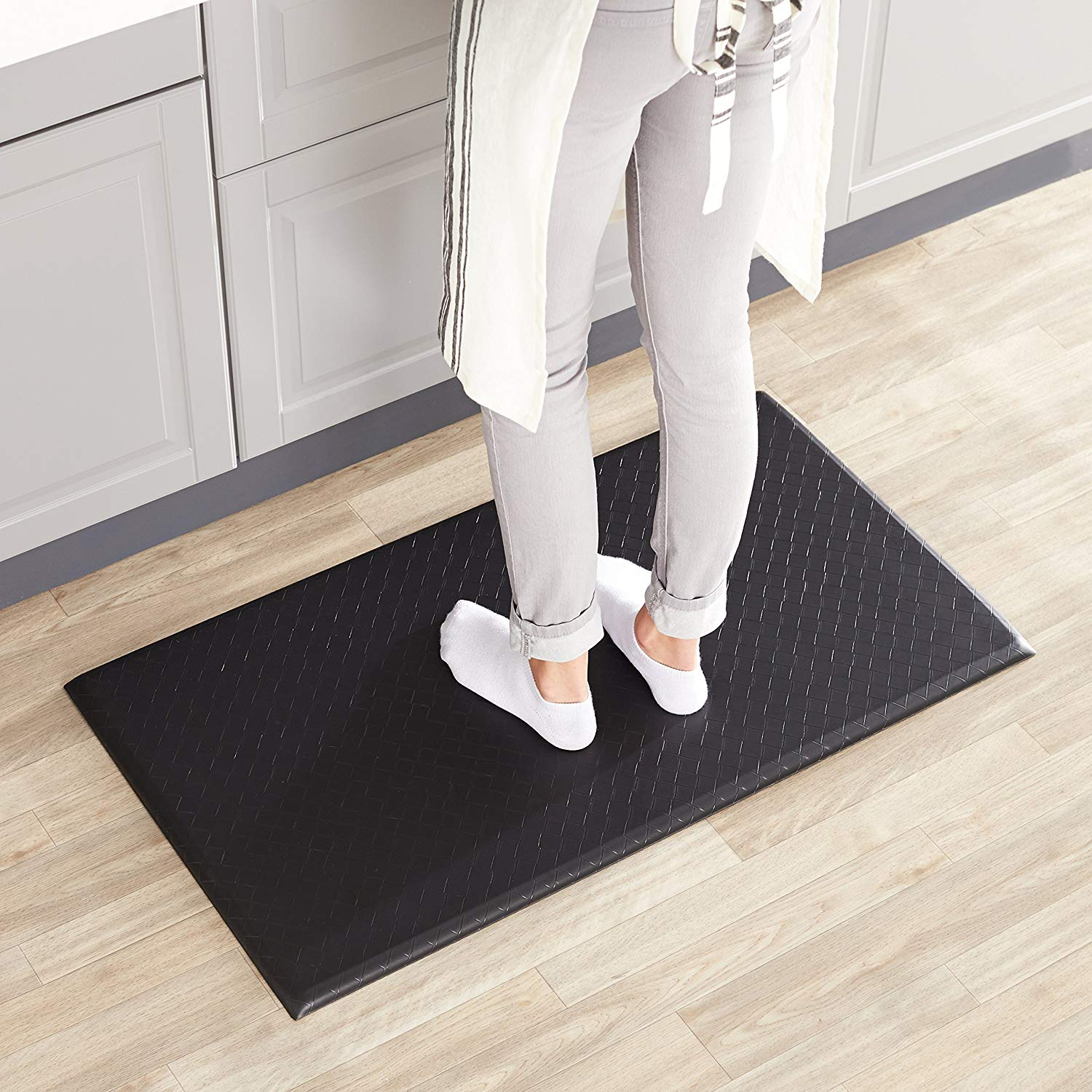 Comfort Anti-Fatigue Mat from Amazon Basics Premium for home and office