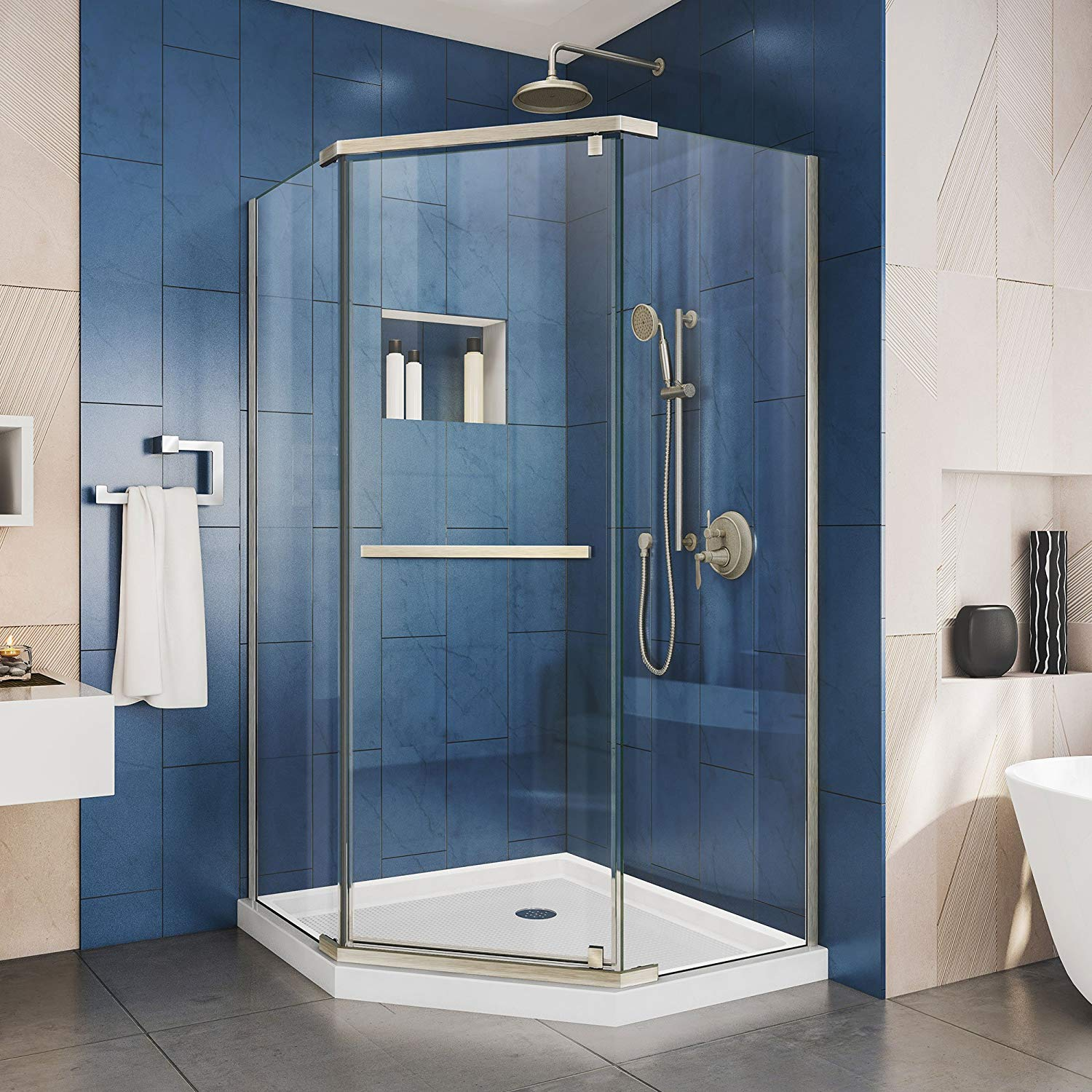 DreamLine SHEN-2134340-04 Prism Shower Enclosure