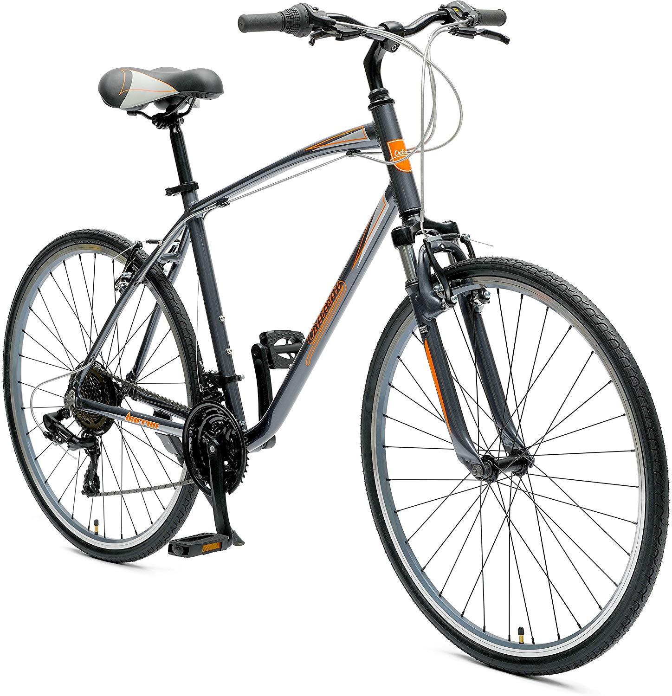 Critical Cycles Men's Hybrid 21 Speed Bike