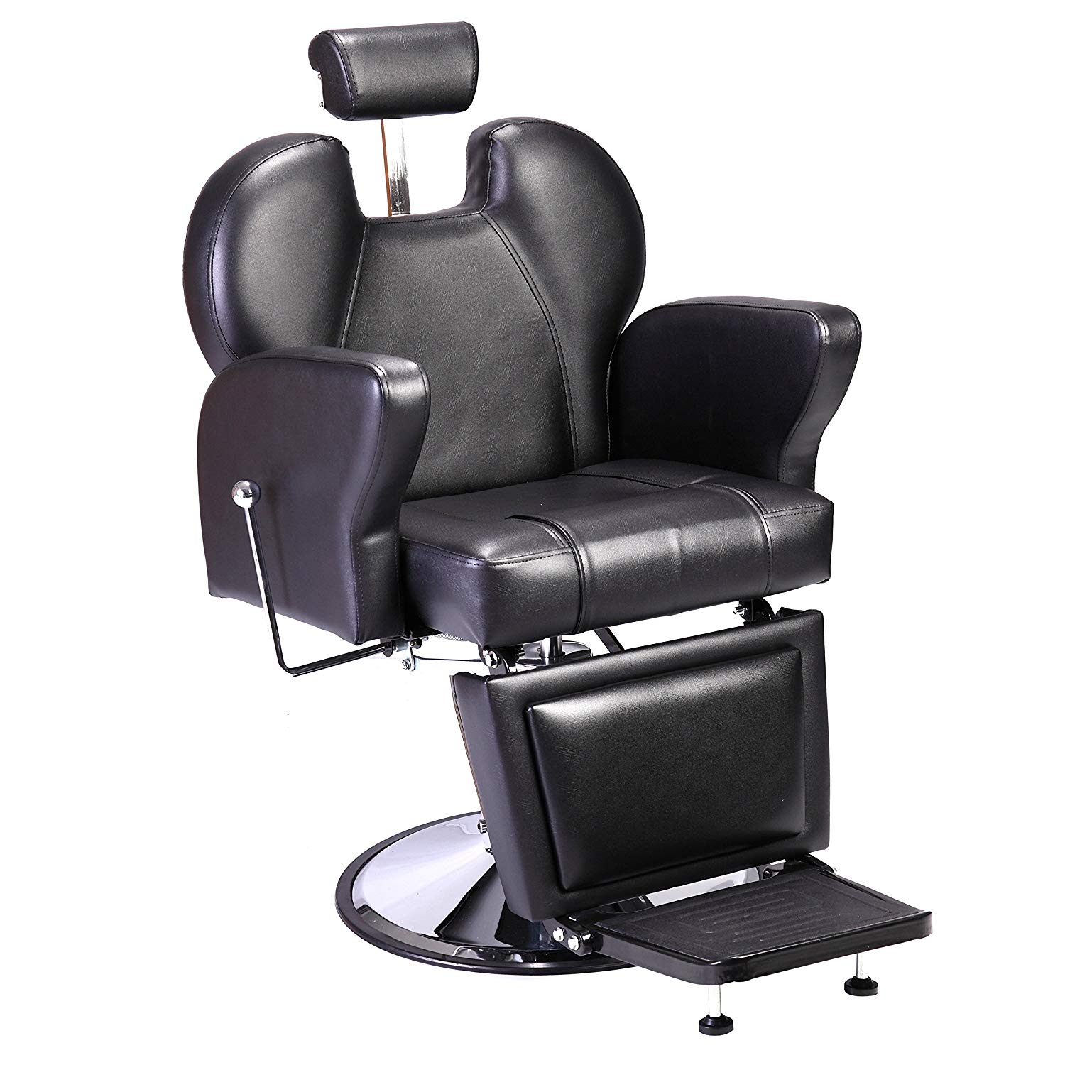 JAXPETY Professional Swivel Hydraulic Barber Chair