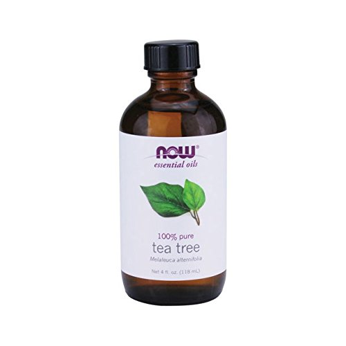 Now Foods Tea Tree Oil 4oz