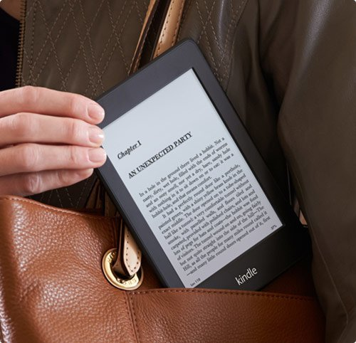 Amazon Kindle Paperwhite 6-inch Wi-Fi Enabled