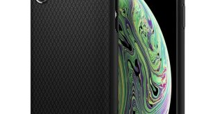 Spigen Liquid Air Armor Case Designed for Apple iPhone XS and iPhone X