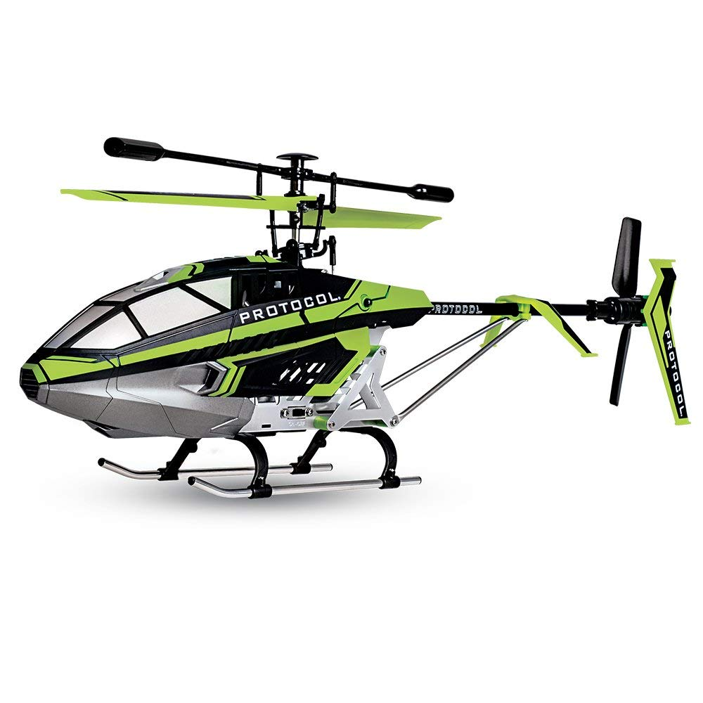 Protocol – Our-PRIME-Chopper–Predator-SB – Large-Outdoor Helicopter – 3.5 Channel RC