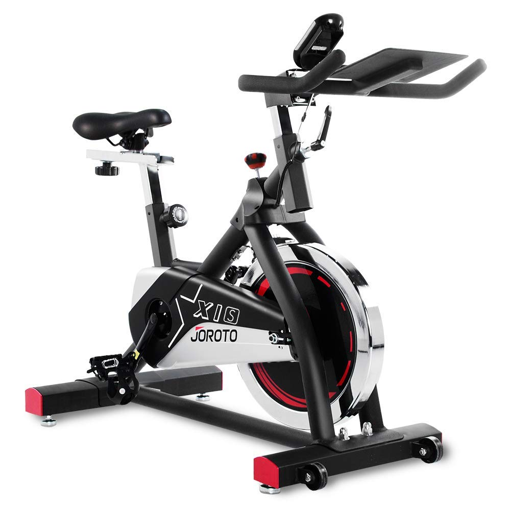 JOROTO Indoor Cycling Exercise Bike