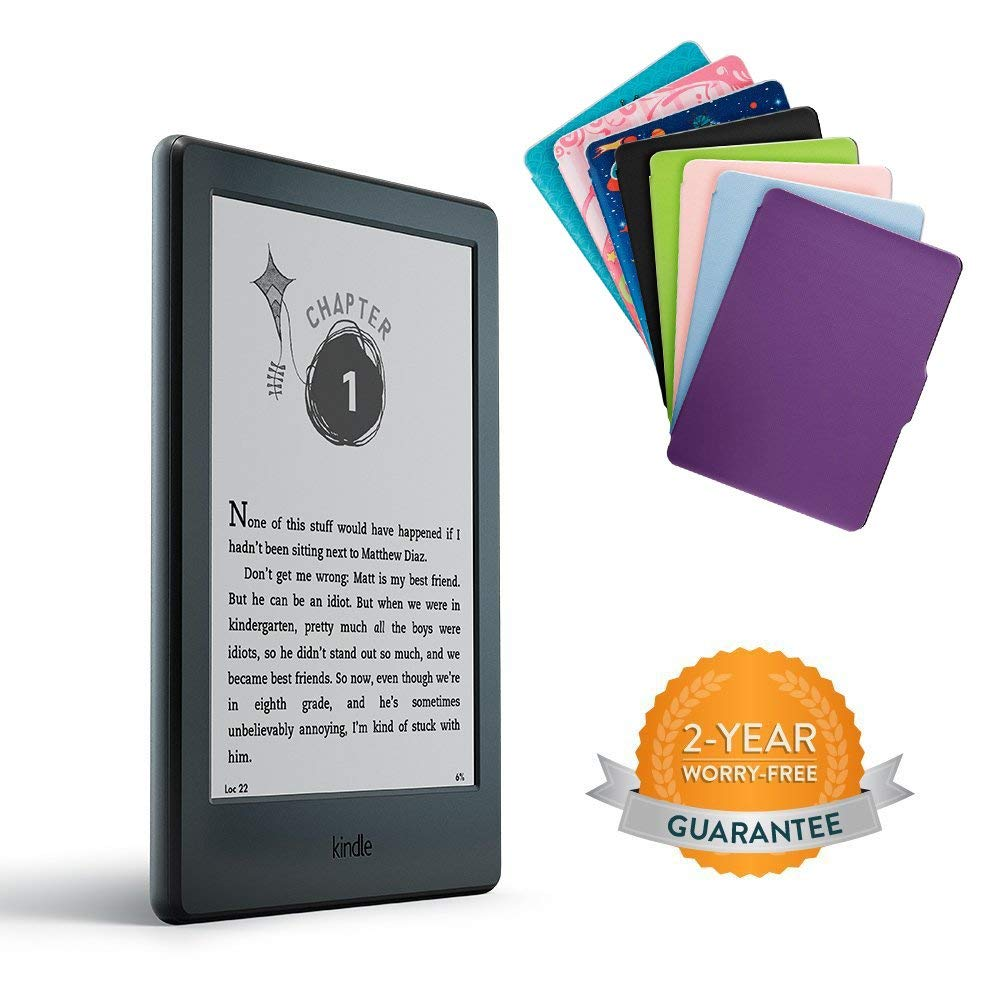 Kindle E-reader for Kids Bundle