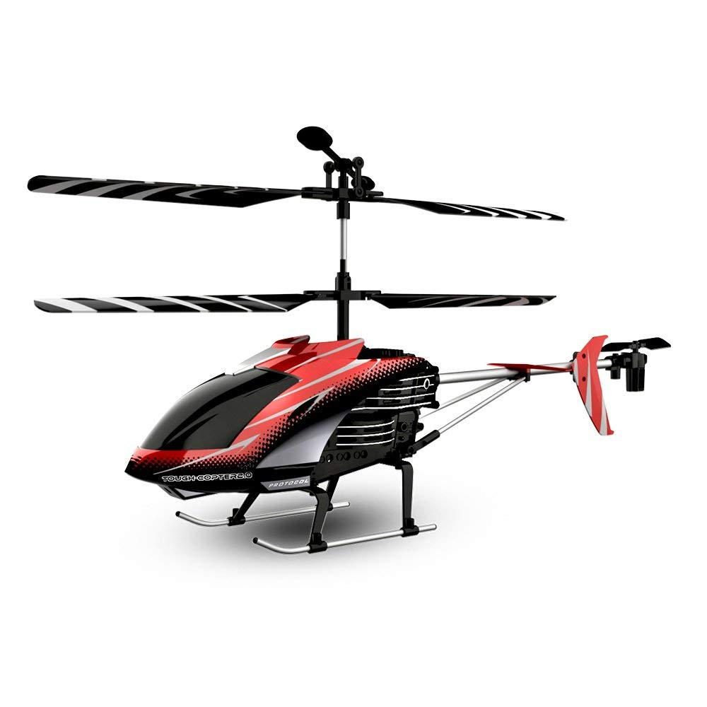 3.5 Channel RC with Gyro Stabilizer for Quick Response and Control