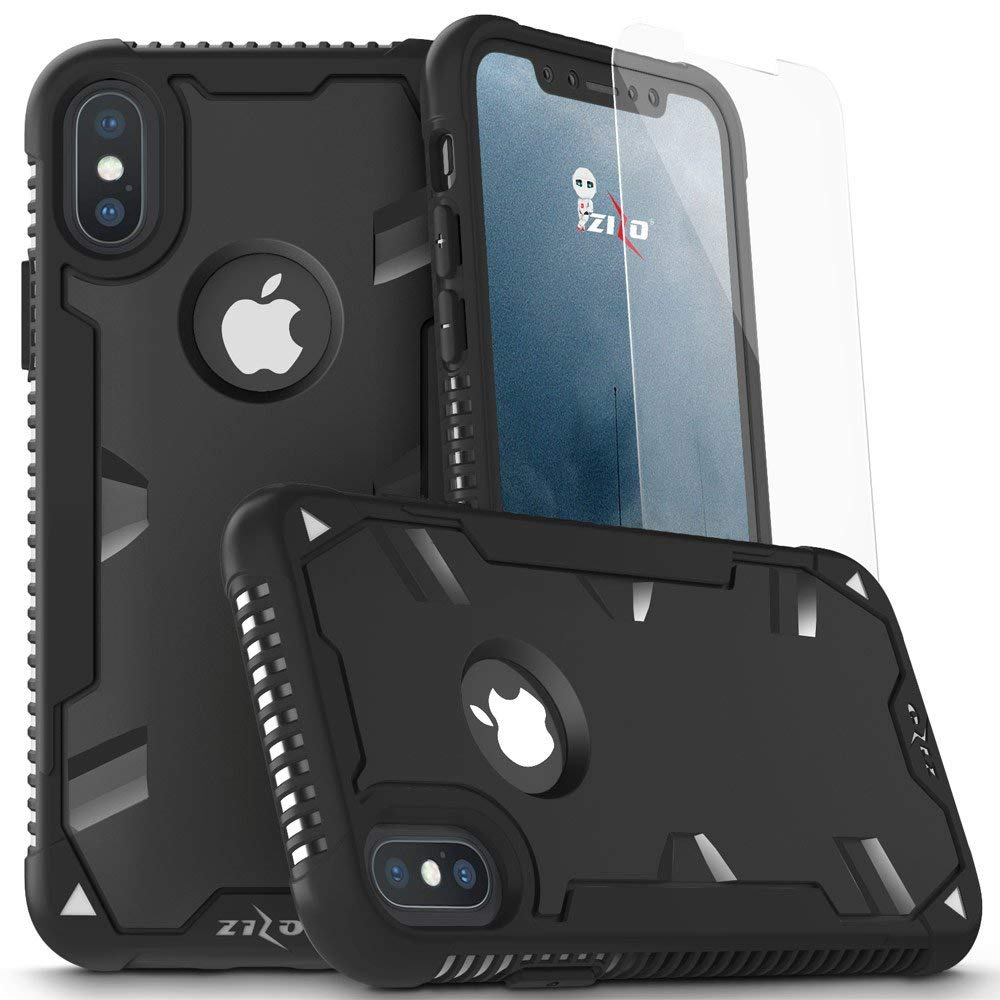 Zizo iPhone X Case Military Grade Proton 2.0 Cover