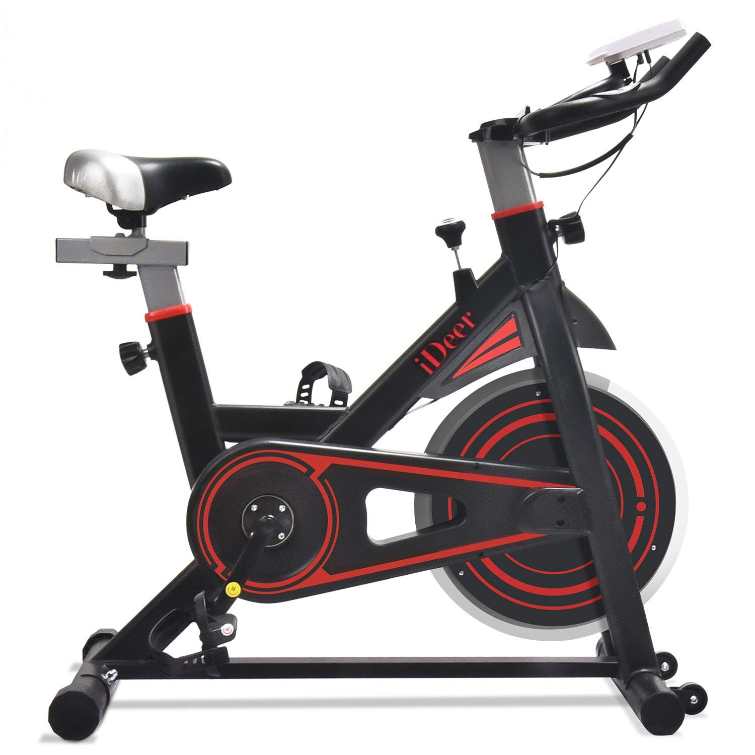 iDeer Exercise Bike Stationery Indoor Cycling Bike