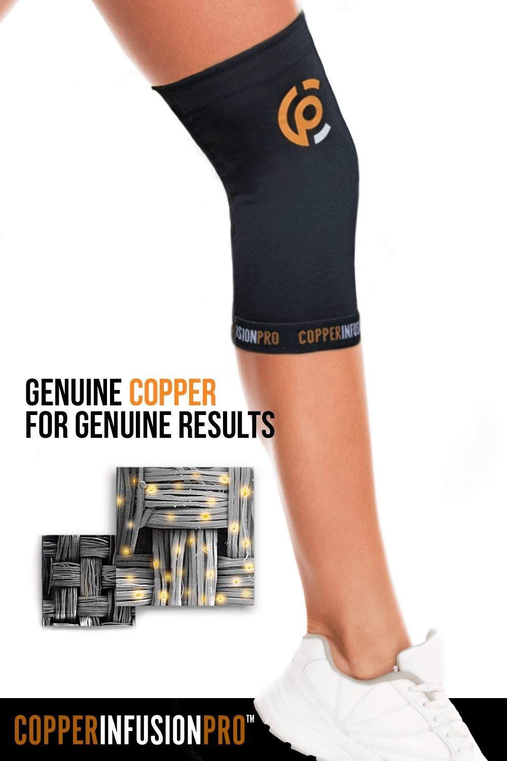ba10a5cb60 Top 10 Best Copper Knee Braces in 2019 Reviews - Top Best Pro Review