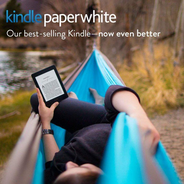 Top 10 Best Kindle Paperwhite in 2021 Reviews - Top Best ...