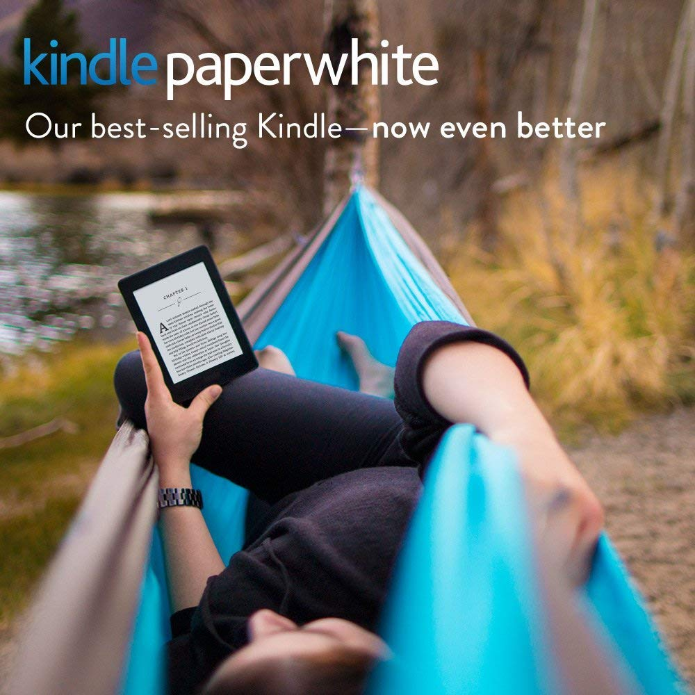 6-Inch High-Resolution Display 300 ppi Wi-Fi Enabled Kindle Paperwhite