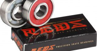 Bones Reds Bearings Precision