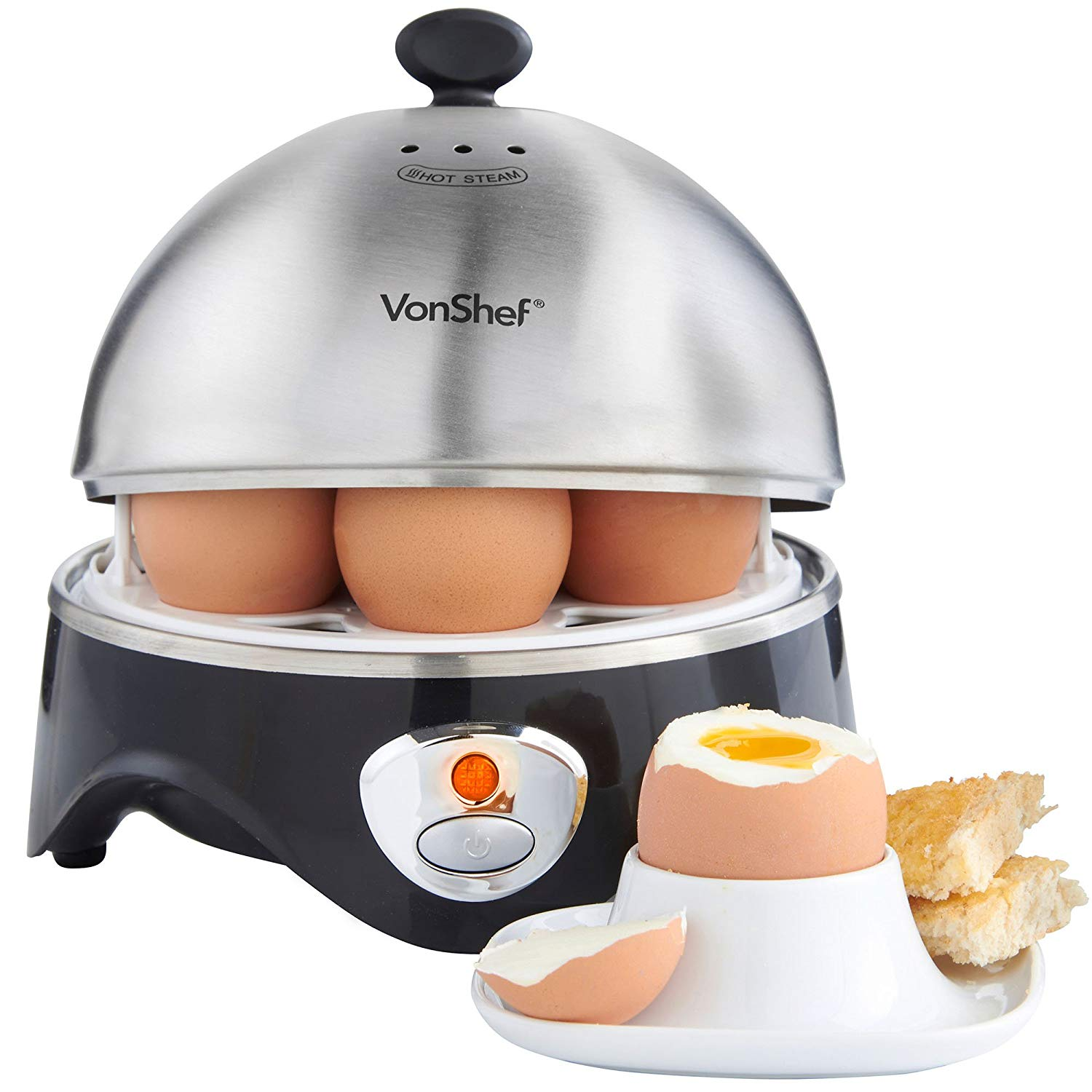 VonShelf Electric Egg Cooker
