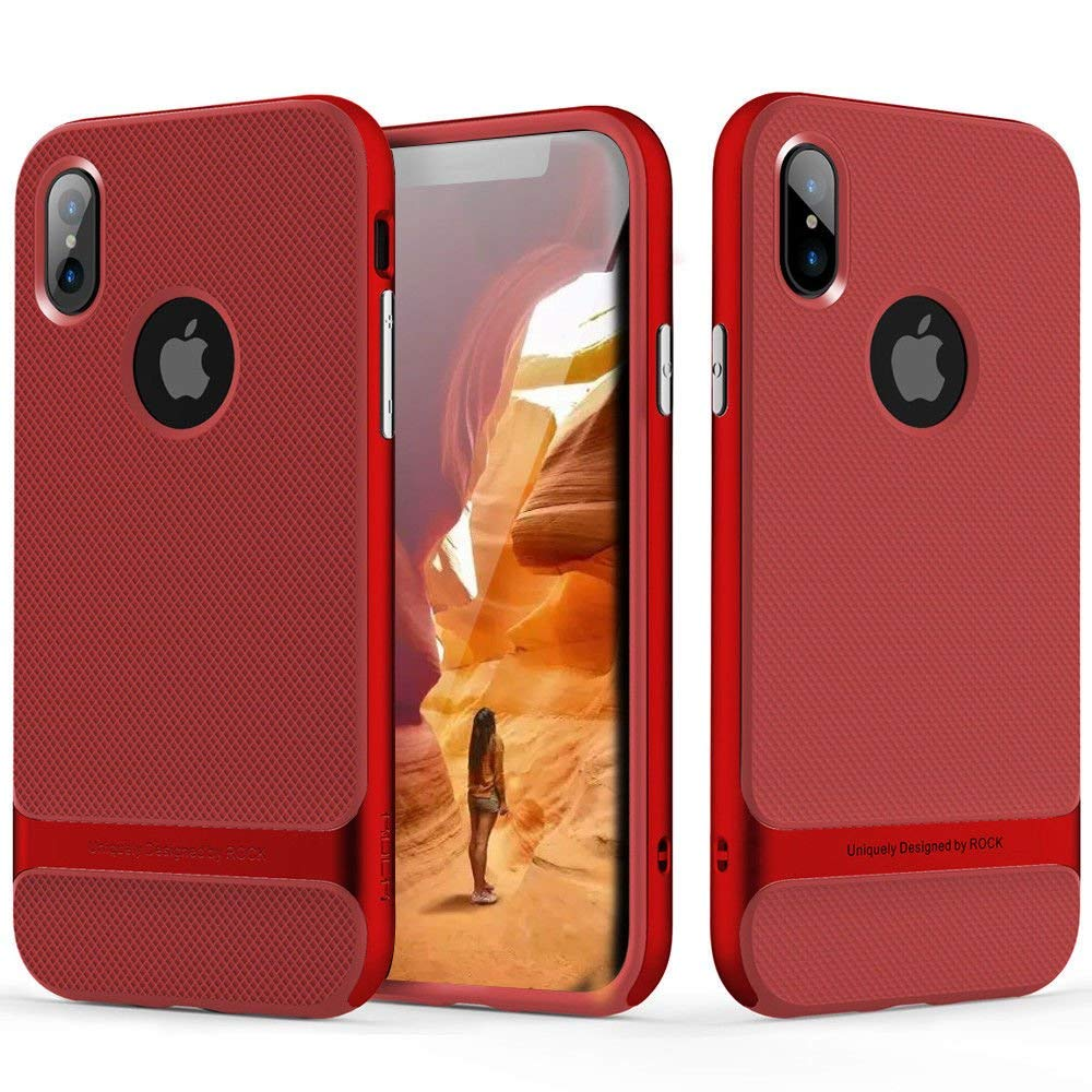 ROCK - iPhone X and iPhone XS Slim Fit Case