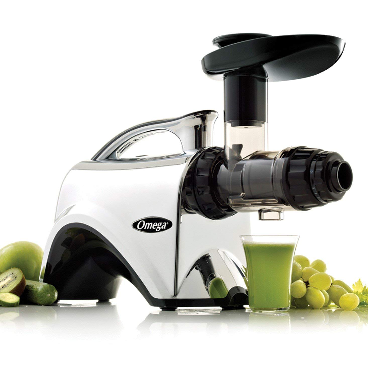 mega Juicer Slow Masticating Juicer