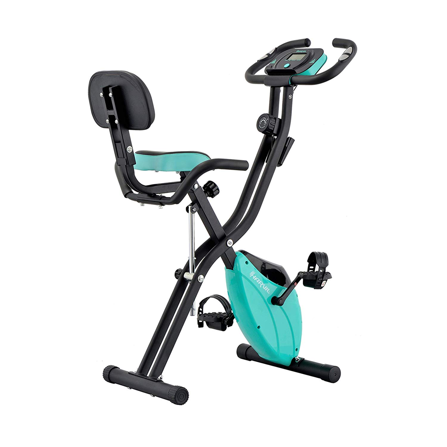 Harvil Foldable Magnetic Peloton Exercise Bike