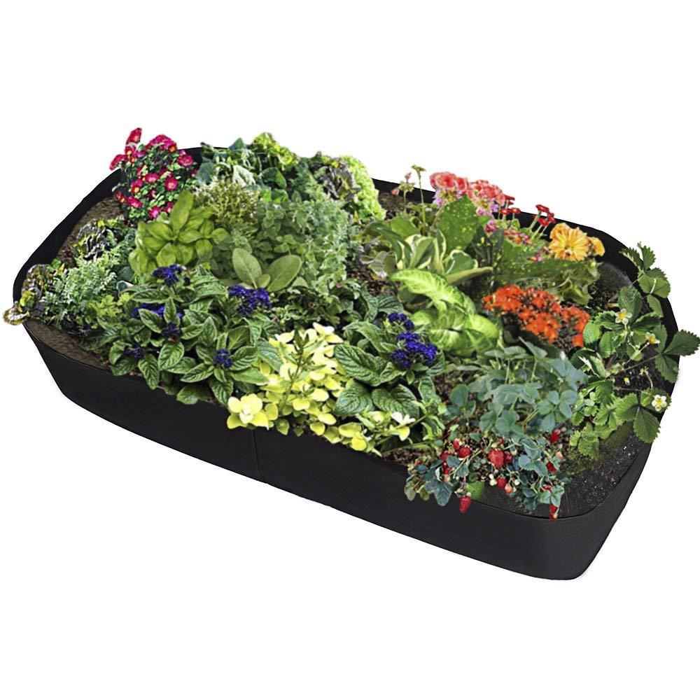 ASSR Fabric Raised Garden Bed