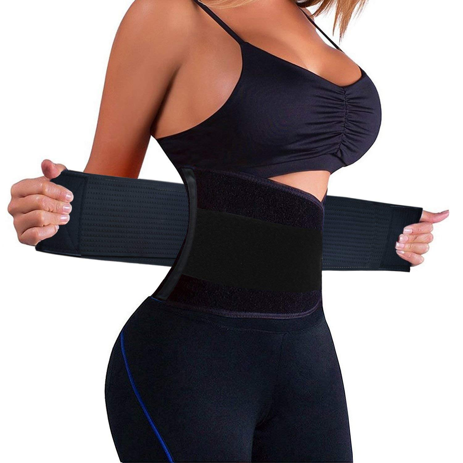 . KOOCHY Women's Waist Trainer Trimmer